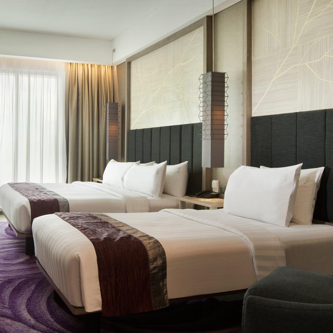 Family Room Holiday Inn Bandung Pasteur