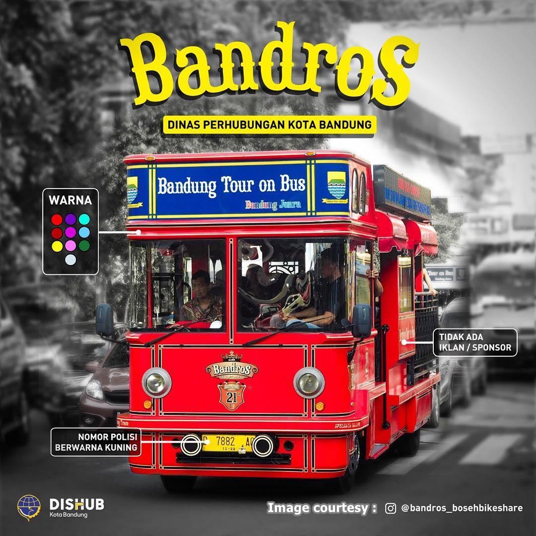 Bandung Tour on Bus